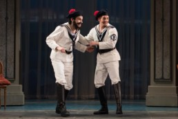 John Viscardi, Tenor – Cosi fan tutte – Photo by Elise Bakk