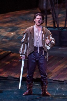 John Viscardi, Tenor – Faust